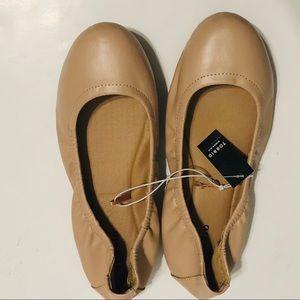 Torrid Nude Ballet Flat NWT